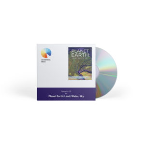 Planet Earth resources CD cover