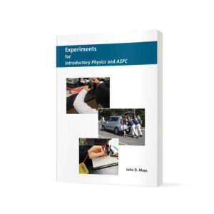 Experiments for Introductory Physics and ASPC textbook cover