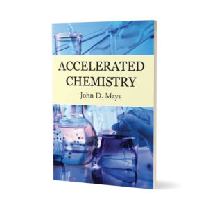 Accelerated Chemistry textbook cover