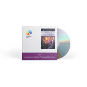 Accelerated Studies in Physics and Chemistry Resource CD cover