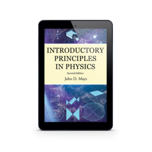 Introductory Principles in Physics ebook cover