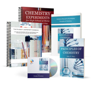 Principles of Chemistry Bundle: Textbook, Solutions Manual, Resource CD, Handbook, Experiments
