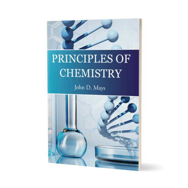 Principles of Chemistry textbook cover